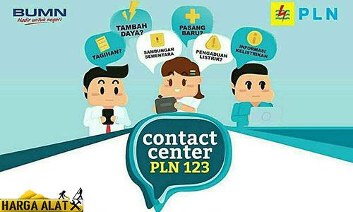 2. Menghubungi Call Center PLN