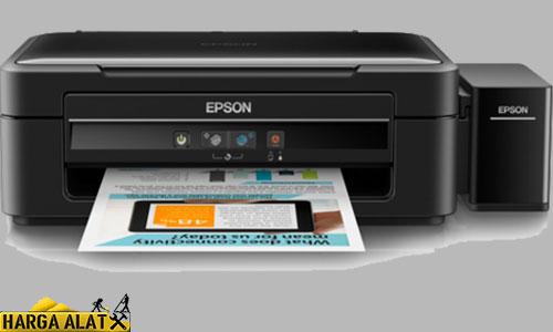 3. Cleaning Epson L360 Untuk Windows