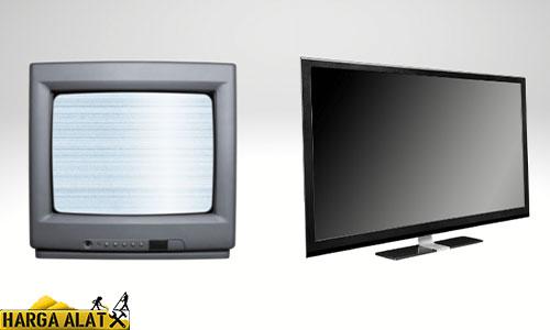 3. Ukuran Layar TV
