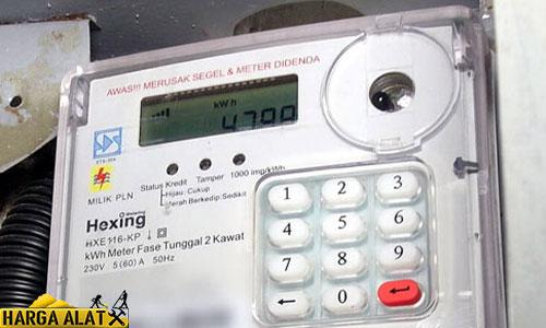 Cara Cek Sisa kWh Token Listrik 1