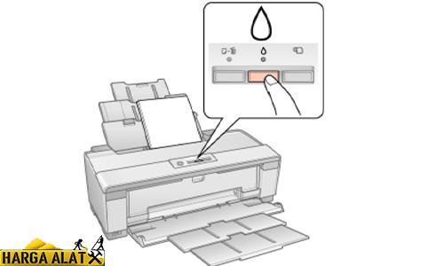 Cara Cleaning Epson L3110 Tanpa Komputer