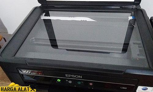 Cara Cleaning Printer Epson L360