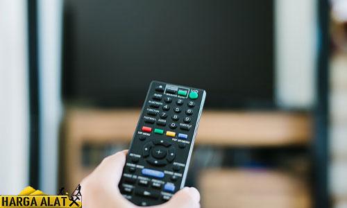 Cara Setting Remot TV General