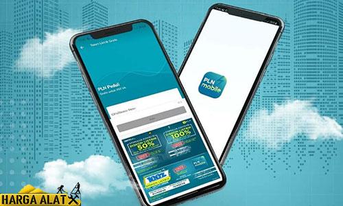 Cek Sisa kWh Token Online via Aplikasi