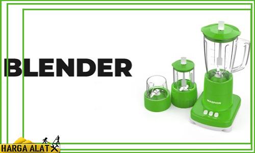 Kelebihan dan Kelebihan Blender Maspion