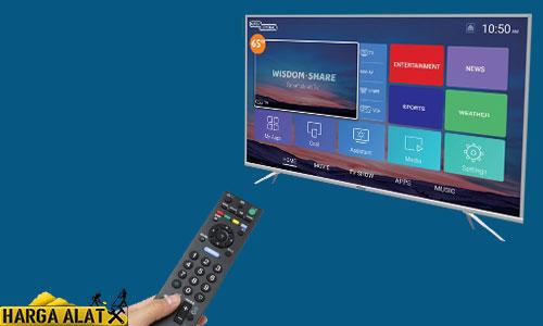 Kode Remot TV General