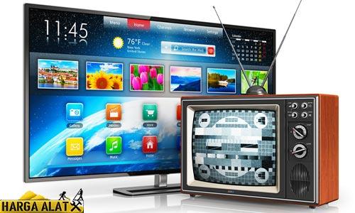 Perbedaan TV Analog dan Digital