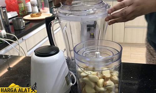 Tips Pemakaian Mitochiba Blender