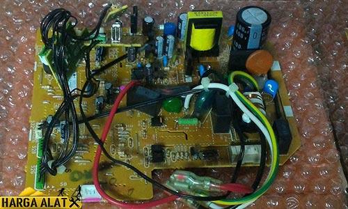 6. IC Control Rusak