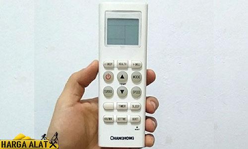 Arti Simbol Remote AC Changhong