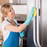 Cara Menghilangkan Goresan Pada Kulkas