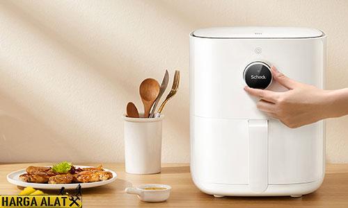 Fitur Mi Smart Air Fryer 3.5L