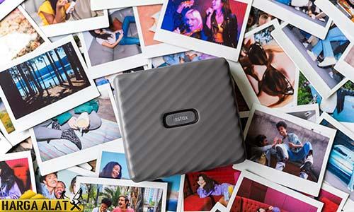Fitur Fujifilm Instax Link Wide