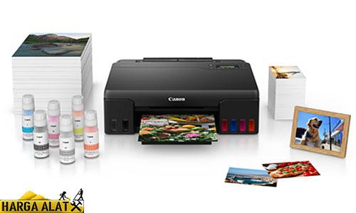 Fitur Printer Canon PIXMA G570