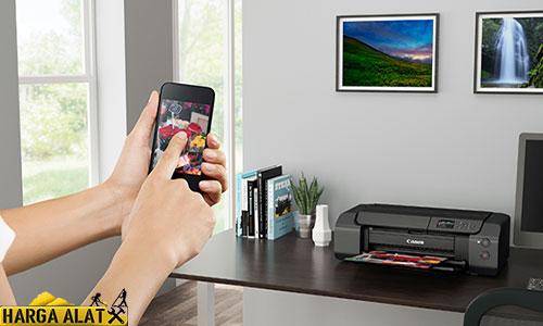 Fitur Printer Canon Pixma Pro 200