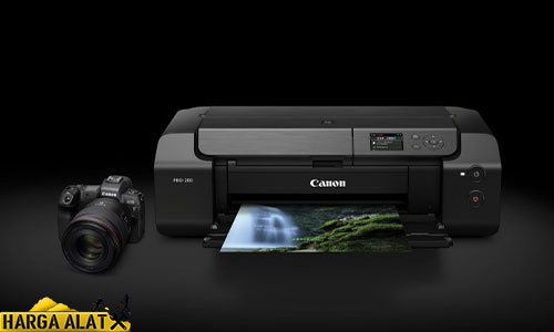 Spesifikasi Canon Pixma Pro 200